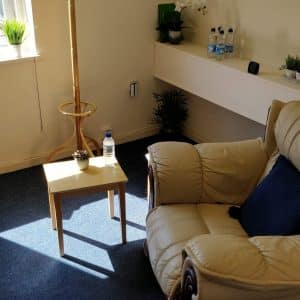 Pyshcotherapy and Counselling Room